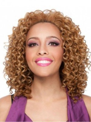 African American Wig Without Bangs