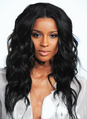 Long Wavy Romantic Synthetic Wig
