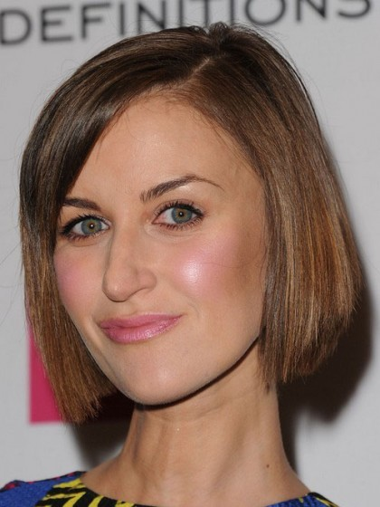 Straight Synthetic Bob Lace Front Fashionable Wig Lace Front Wig