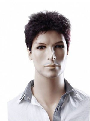High Quality Short Synthetic Mens Wig 1ca08ff78