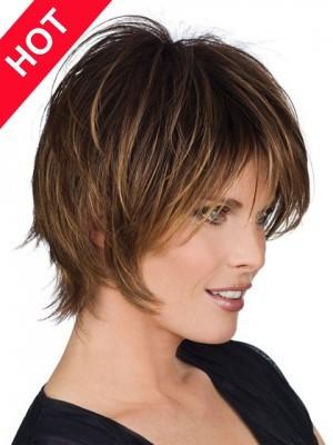Cheap Human Hair Excellent Wig