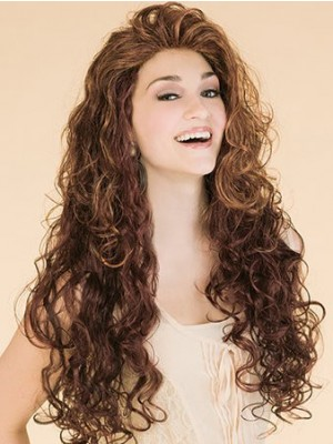 Deep Wave Elegant Long Nature Wig