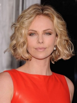 Wavy Blonde Tempting Short Wig