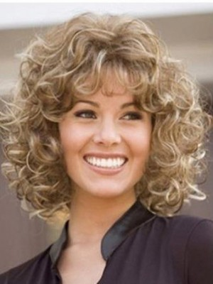 Wavy Lace Front Synthetic Wig