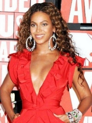 Beyonce Styleable Synthetic Celebrity Wig