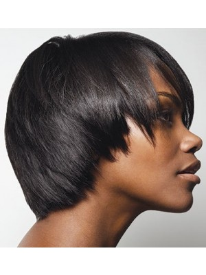 Smart Lace Front Synthetic African American Wig
