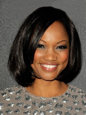 Synthetic Lace Front Medium Length Straight Wig