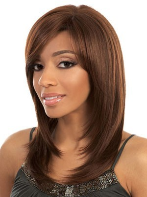 Amazing Lace Front Straight Human Hair Wig