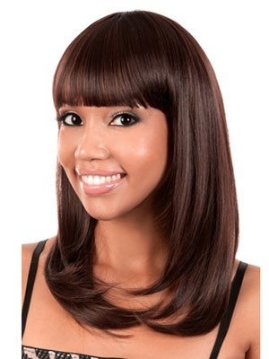 Synthetic Good Looking Capless Wig