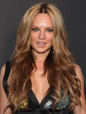 New Style Human Hair Wavy Lace Front Wig