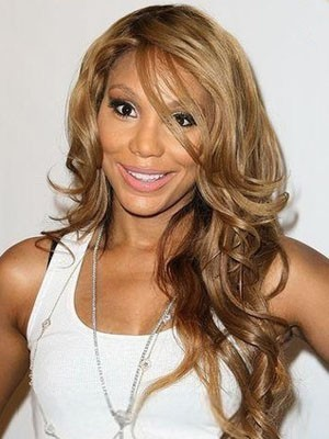Attractive Synthetic Wavy Lace Front Wig