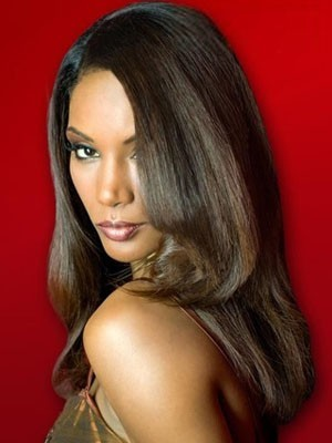 Marvelous Synthetic Straight Lace Front Wig