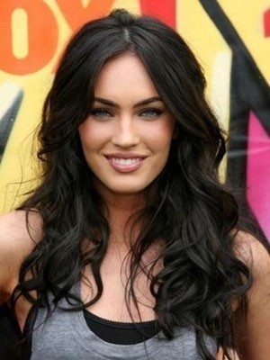 Affordable Lace Front Wavy Remy Human Hair Wig