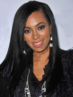 Gorgeous Synthetic Straight Lace Front Wig