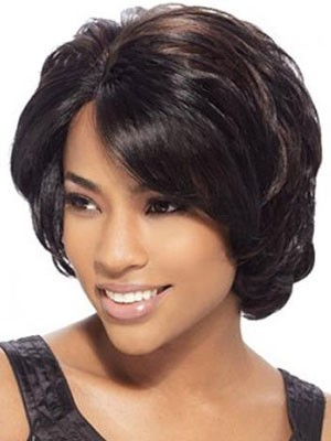 Awesome Capless Wavy Synthetic Wig