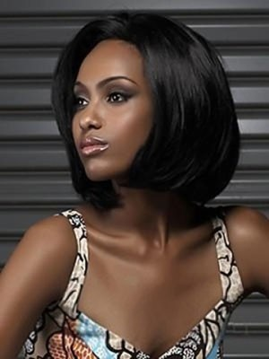 Seductive Lace Front Synthetic Wig