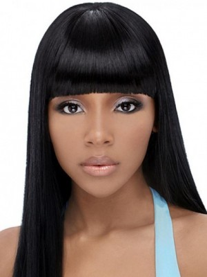 Seductive Capless Synthetic Straight Wig