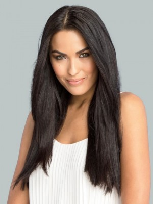 Impressive Straight Lace Front Human Hair Wig
