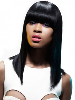 Miraculous Straight Synthetic Capless Wig