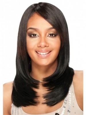 Elegant Straight Capless Synthetic Wig