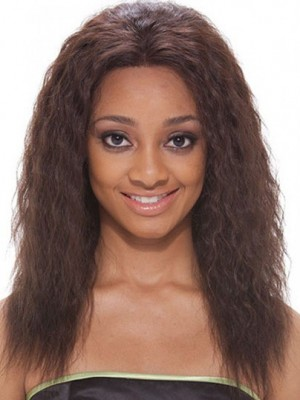 Prodigious Curly Lace Front Human Hair Wig