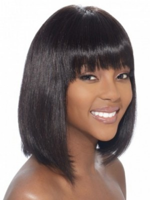 Magnificent Straight Capless Synthetic Wig