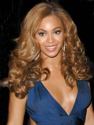 Stunning Lace Front Wavy Synthetic Wig