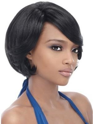 Beautiful Capless Human Hair Straight Wig