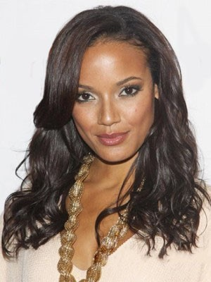 Polished Lace Front Wavy Synthetic Wig