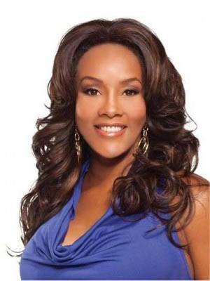 Natural Wavy Synthetic Lace Front Wig