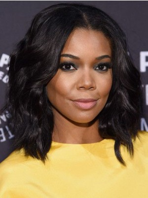 Popular Lace Front Synthetic Wavy Wig