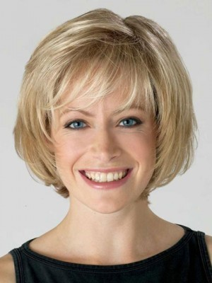 Bob Style Marvelous Lace Front Layering Wig