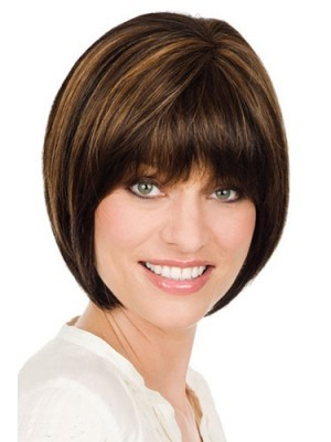 Bob Style Classic Short Style Lace Front Wig