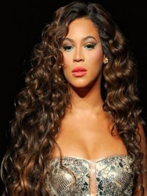 Beyonce Long Wavy Celebrity Wig