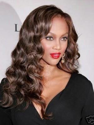 "18"" Body Wave Synthetic Celebrity Celebrity Wig"
