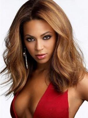 Medium Body Wave Lace Front Celebrity Celebrity Wig