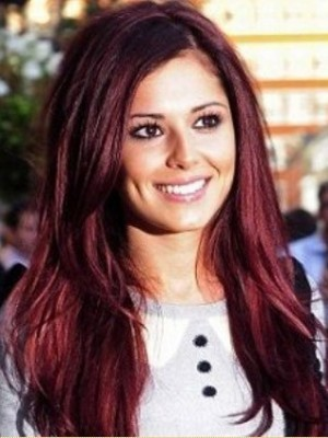 Cheryl Cole Style Long Wavy Celebrity Wig
