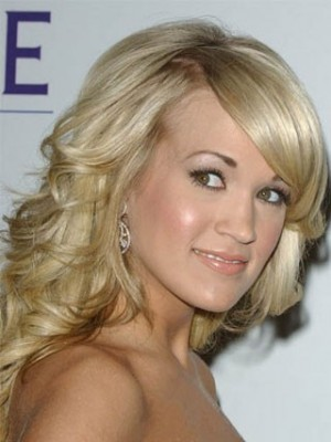 Carrie Underwood's Beautiful Hairstyle Celebrity Wig