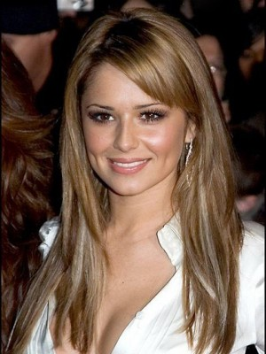 Fashion Cheryl Cole's Straight Celebrity Wig