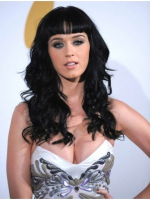 Katy Perry Long Wavy Stunning Celebrity Wig