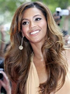 Fabulous Beyonce Synthetic Long Celebrity Wig