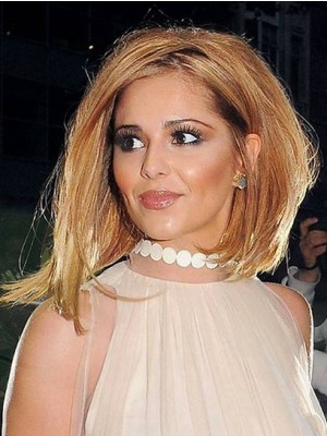 Cheryl Cole's Beautiful Straight Celebrity Wig
