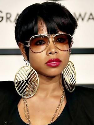 Nicki Minaj Short Straight Celebrity Wig