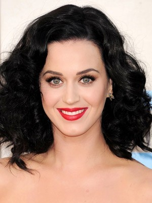 Marvelous Katy Perry Hairstyle Lace Front Wig