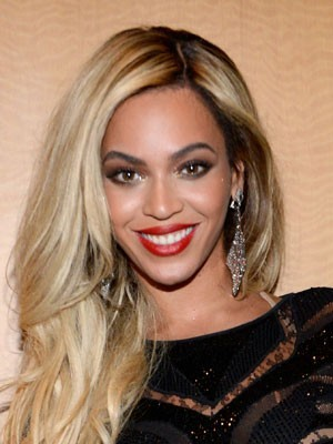 Magnificent Beyonce Hairstyle Long Lace Front Wig