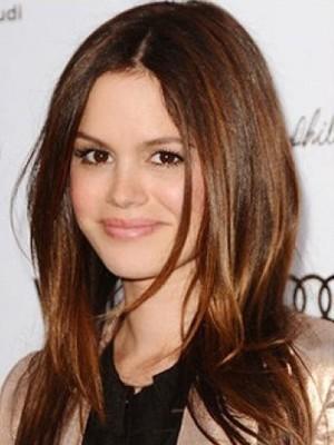 Rachel Bilson Hairstyle Straight Celebrity Wig