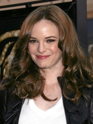 Fabulous Panabaker Hairstyle Synthetic Lace Front Wig