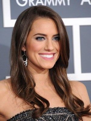 Prodigious Allison Williams Hairstyle Lace Front Wig