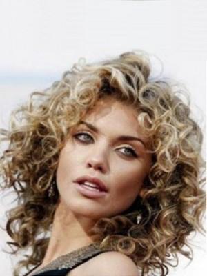 Annalynne Mccord Medium Wavy Full Lace Celebrity Wig