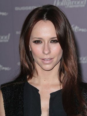 Jennifer Love Hewitt Synthetic Straight Lace Front Wig